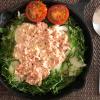 一人暮らし料理|シーチキン丼の作り方☆スグ食べよう!ツナマヨ料理【100円料理】How to make Sea chicken bowl#17