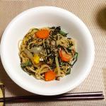 レモン爽やか焼きビーフンの作り方☆KALDI(カルディ)ライム胡椒塩【100円料理】How to make lemon rice noodles#39