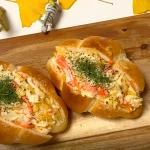 ポテトチップスのサンドイッチ【簡単レシピ】How to make a sandwich of potato chips#63