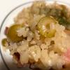 大人風味のオリーブピラフ【スキレット】How to make olive pilaf#65