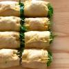 水菜のおひたしクルクル【豚肉・薄揚げ・水菜レシピ】Japanese style Mizuna cuisine#92